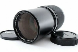 Olympus OM-system Zuiko MC Auto-T 200mm F/4 Excellent from Japan 640 - $39.65