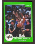 MICHAEL JORDAN Rookie Card RP #7 Bulls RC 1985 S Gatorade Free Shipping - $2.95