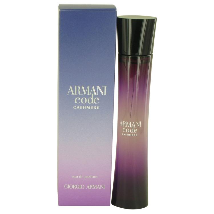 Giorgio armani code csahmere 2.5 oz perfume