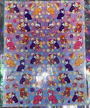 *Pick1Sheet* VINTAGE Lisa Frank Full Complete Sticker Sheets Still Glossy Crisp image 5