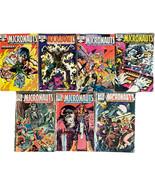 ~Marvel Comics~ MICRONAUTS Lot of 7 #41,43,44,45,46,52,53 - $29.69