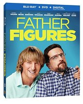 Father Figures  [Blu-ray+DVD, 2018]