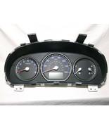 10-11-12 HYUNDAI SANTA FE  2.4L/ AUTOMATIC/  49K /SPEEDOMETER/INSTRUMENT... - $33.66