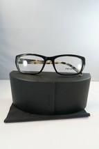 Prada Women's Black Glasses with case VPR 18O ROK-1O1 54mm - $76.95