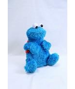 VINTAGE 2010 Hasbro Sesame Street Count 'n' Crunch Cookie Monster & Back... - $59.39