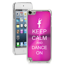 For Apple iPod Touch 4th 5th 6th Hard Case Cover Keep Calm and Dance On - $12.99