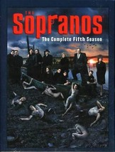 The Sopranos: The Complete Fifth Season DVD
