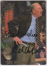 Red Holzman Signed Autographed 1993 Action Packed Basketball Card - New ... - $29.99