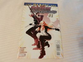 The Heroic Age Hawkeye & Mockingbird Marvel Comics #1 August 2010 - $7.42