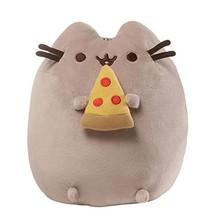 "GUND Pusheen Snackables Pizza Plush Stuffed Animal Cat, 9.5"" - $24.01"