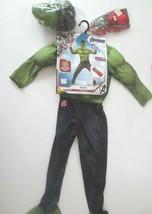 Marvel Avengers HULK Kids Costume - Size L (12-14) - NWT - $14.99