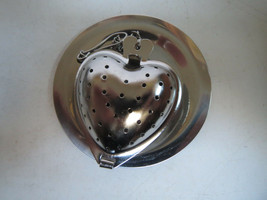 STAINLESS STEEL TEA INFUSERS - Different Styles - $4.00