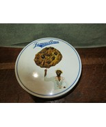 Vintage Famous Amos Chocolate Chip Cookie Tin - $10.00
