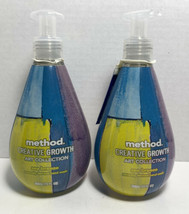 2 ct. Method Creative Growth Limited Art Collection Sea Breeze Hand Soap - NWT - $20.29