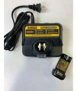 Dewalt 8V Lithium Ion Battery And Charger  - $75.00