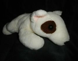 "14"" TY 2002 BEANIE BUDDIES BUTCH BULL TERRIER PUPPY DOG STUFFED ANIMAL P... - $42.08"