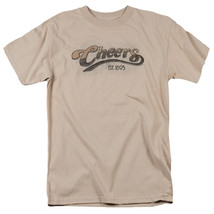 Cheers Watercolor Logo Adult T-Shirt - $19.95+