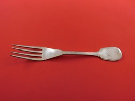 "Threaded by Kirk Coin Silver Fish Fork 10.15 Mark 7 1/2""  - $129.00"