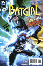 Batgirl (4th Series) #8 VF; DC | save on shipping - details inside - $2.50