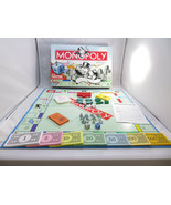 MONOPOLY 2007 comes with SPEED DIE The World's Most Popular Board Game  - $28.00