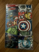 New, Boys Marvel Avengers Underwear Briefs, Pack Of 5, Size 8 - $10.39