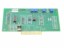 ACTION ROBOTS VULCAN ENGINEERING A70-00316 BOARD A7000316, 0702