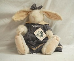 Vintage Boyds Bear Bunny Rabbit Regena Haresford Bearwear Retired w Tags... - $24.74