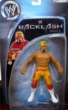 "WWE Wrestling ""Hulk Hogan"" Backlash Series 2 Figure [Brand New] - $54.44"