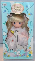 1992 Precious Moments 10 inch Vinyl Goose Girl Doll NRFB - $39.59