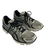 Asics Mens Gel Excite 2 Mens Size 12 (4E) Gray Black Silver  Running Shoes  - $50.30