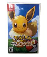 Nintendo Game Pokemon lets go eevee - £28.26 GBP