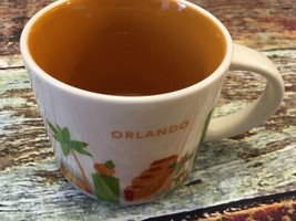 STARBUCKS ORLANDO FLORIDA You Are Here Collection Coffee Cup Mug - $15.83