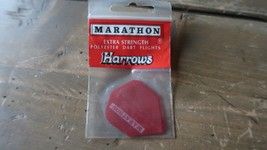3 New Vintage Dart Flights Rot Marathon Harrows - $3.12