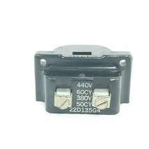 NEW GENERAL ELECTRIC 22D135G4 COIL 440V 60CY 380V 50CY