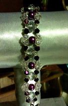 Swarovski crystal bracelet - $12.00