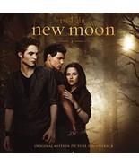 The Twilight Saga: New Moon Soundtrack Cd - $10.75