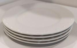 "Oneida Casual Settings Pearls White Salad Plates 7 1/2"" (Set of 4) - $19.00"