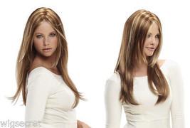 Zara - Petite Medium Len Lace Front Mono-filament Jon Renau Wavy Blonde Wigs  - $318.50