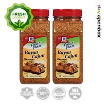 McCormick Perfect Pinch Bayou Cajun Seasoning, 13.5 oz. (2pk) - $47.46
