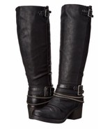 Candace by Carlos Santana boots in Black size (6.5 M) - $39.11
