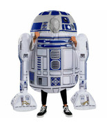 Rubies R2D2 Droid Inflatable Star Wars Movie Childrens Halloween Costume... - £42.43 GBP