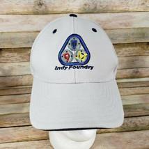 Indy Foundry TPM Hat Cap Adjustable Strap UAW Daimler Chrysler New Era - £13.50 GBP