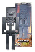 "Minecraft Large Scale Wither Skeleton 9.5"" Action Figure New In Box - $13.88"