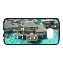 Bora Bora Blue Lagoon Samsung Protection Case Cover - S7/S6/S6/S5/Edge/Note - $12.45+