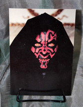 Star Wars Darth Maul Postcard Episode I 106-47 Lucasfilm Classico 1999 - $7.37