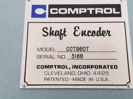 COMPTROL SHAFT ENCODER MODEL: CCT960T image 3