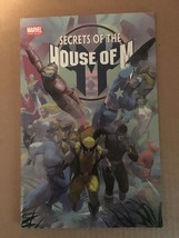 Secrets Of The House Of M #1 Marvel Comic Book 2005 NM Condition ONE SHOT - $3.99