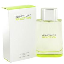 Kenneth Cole Reaction Eau De Toilette Spray 3.4 Oz For Men  - $49.68