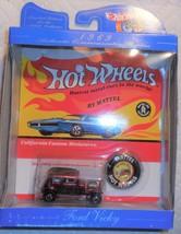 "Hot Wheels 30 Anniversary Replica Cars ""Ford Vicky"" 1969 NIB - $11.00"