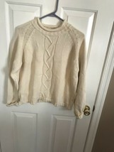 St. Johns Bay Womens Casual Sweater Size PL, - $3.00